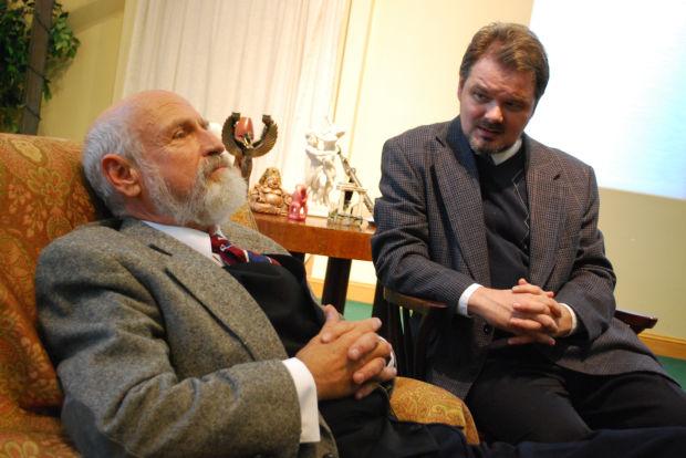 'Freud's Last Session'