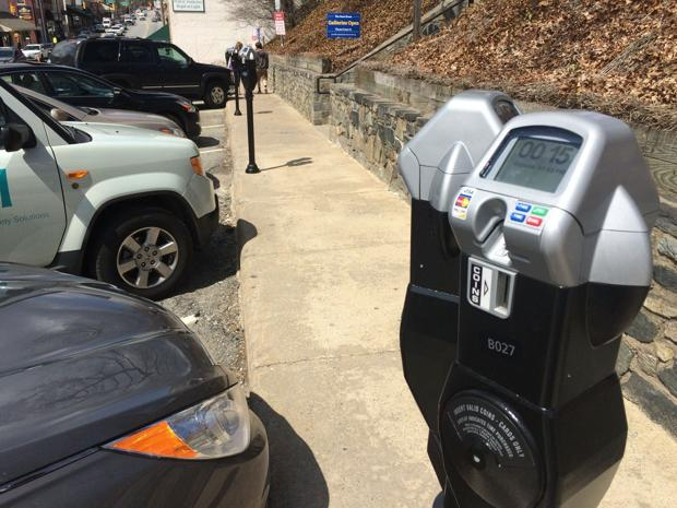 Boone parking meter limits upped to 2 hours