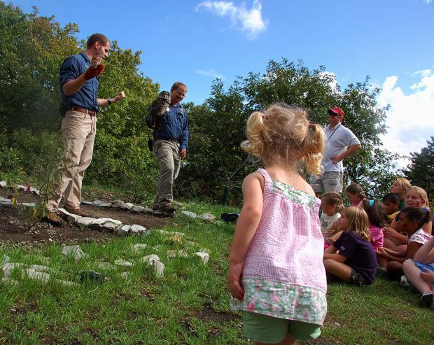 Grandfather Mountain celebrates KidFest Sept. 10