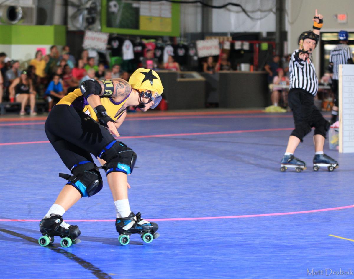 Roller skating rink watauga - Appalachian Rollergirls
