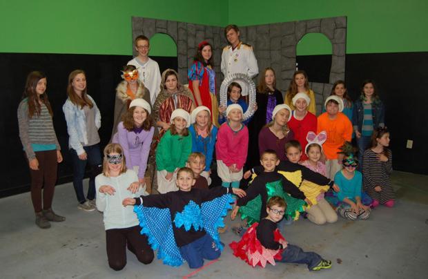 BeanStalk Community Theatre puts fresh spin on 'Snow White'