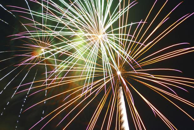 Firework Frenzy!