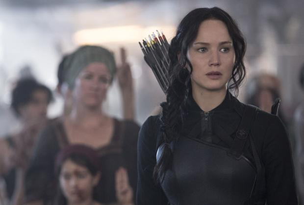 New 'Hunger Games' half of a good movie
