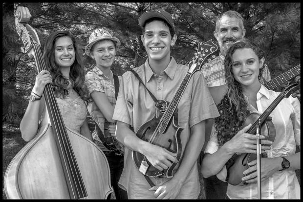 'Mountain Jam and Dance' in Blowing Rock Oct. 17
