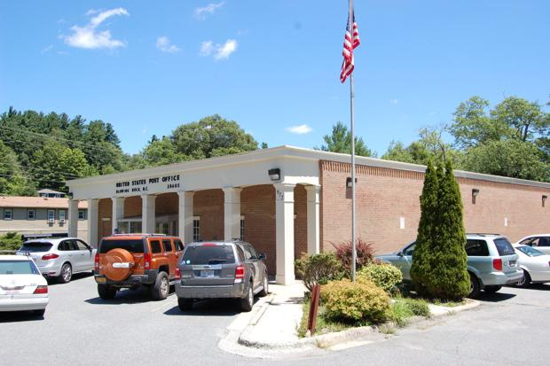 Blowing Rock Post Office to move