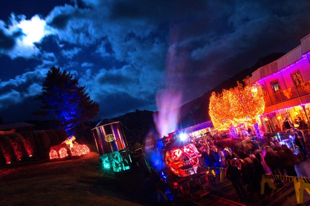 Tweetsie's Ghost Train rolls into town Sept. 23