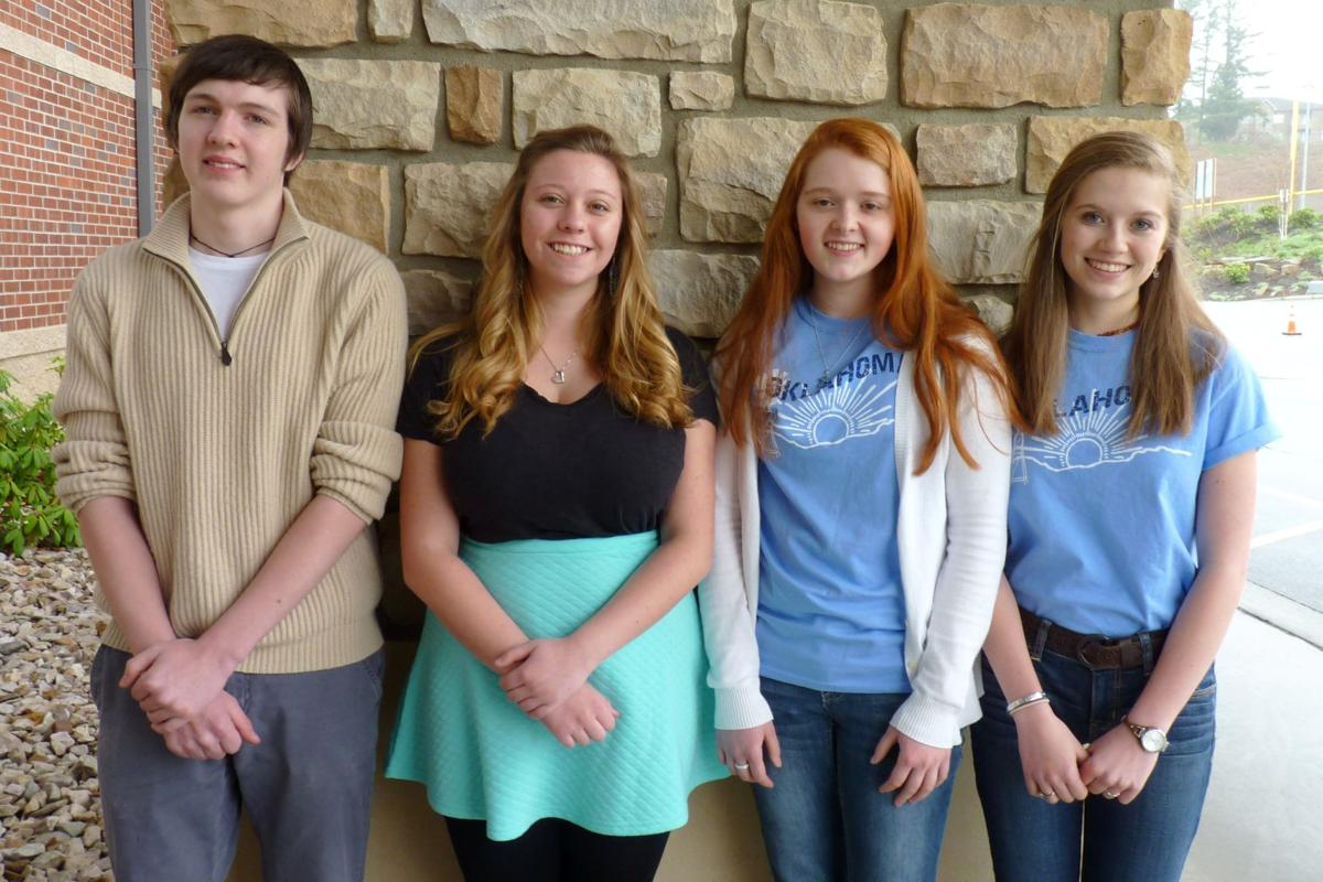 whs juniors selected for governor s school community watauga high juniors poised for governor s school