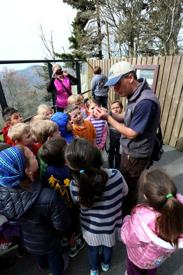 Grandfather Mountain announces Field Trip Scholarship Fund