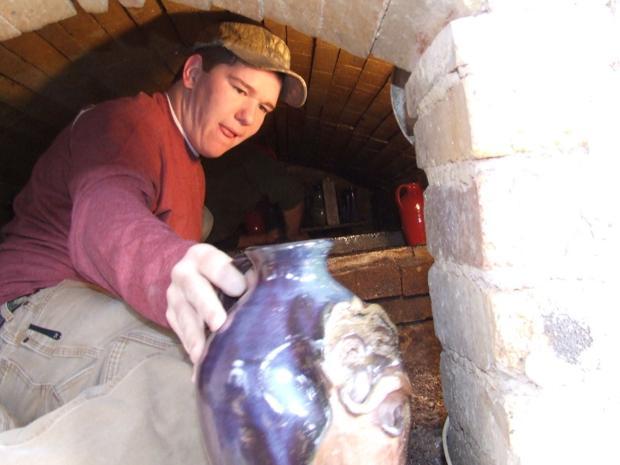 Holiday kiln opening this Saturday