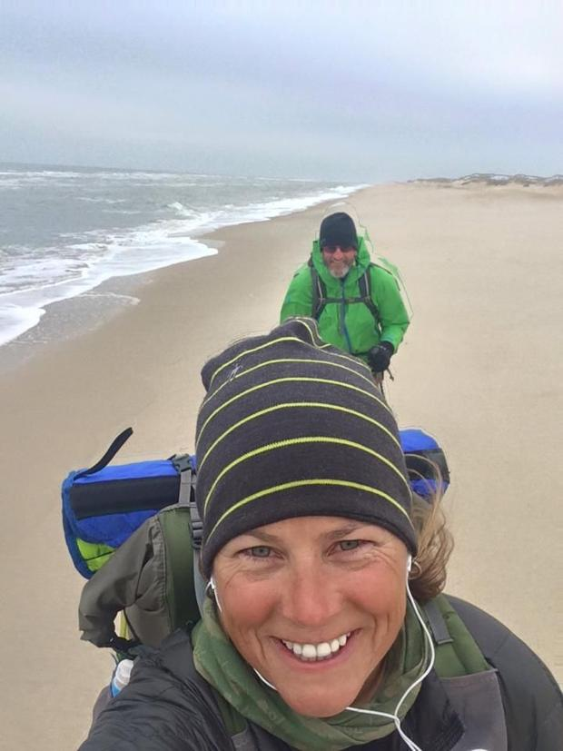 Local hiker conquers new Mountains-to-Sea Trail