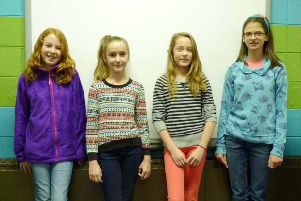Blowing Rock science students shine in regional competition