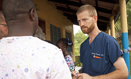 Ebola patients recovering in Atlanta