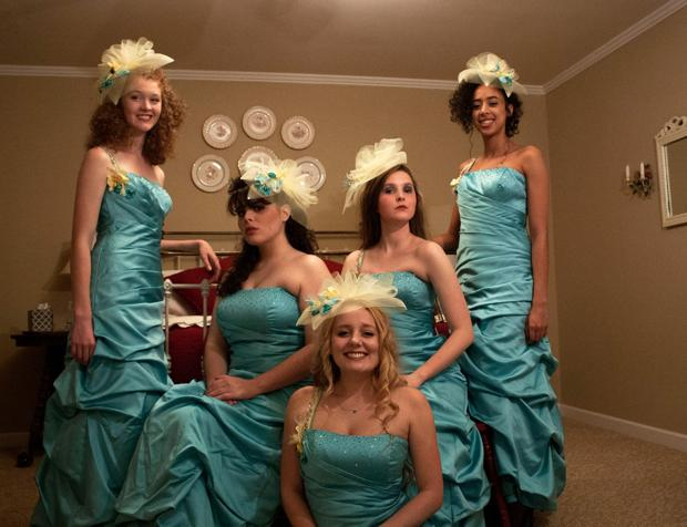 Women's Troupe takes the stage with comic satire