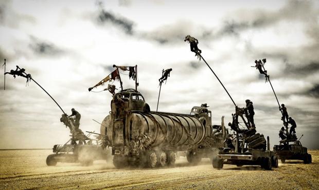 'Fury Road' an A-plus B-movie