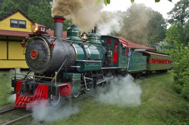 Railfans converge on Tweetsie Sept. 6-7