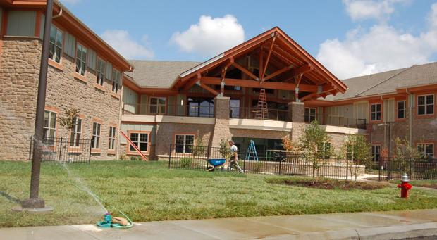Grand opening for Chestnut Ridge set for Sept. 16