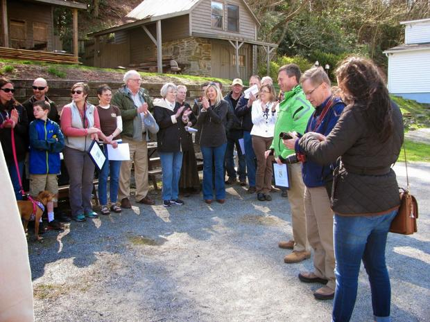 Businesses join forces to support Middle Fork Greenway Initiative