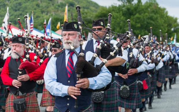 Highland Games return to Grandfather Mountain July 9-12