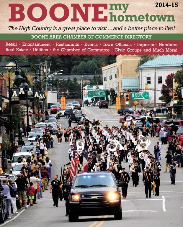 Boone My Hometown