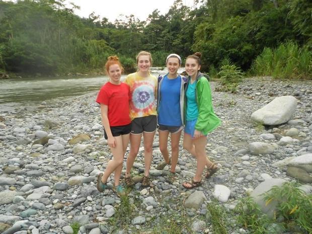 Breanna Meadows experiences Girl Scouts 'Destinations' trip