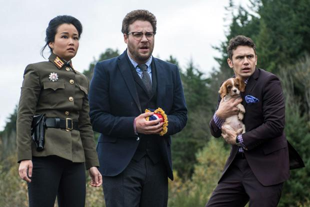 'The Interview' is Kim Jung-fun