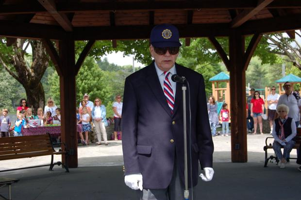 Blowing Rock celebrates Memorial Day