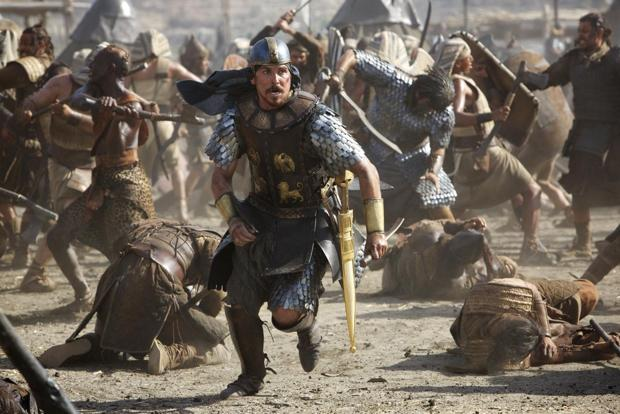 'Exodus' an epic disappointment
