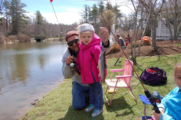 36th Annual Blowing Rock Trout Derby set for April 4