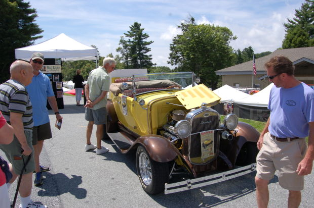 Roadster raffle set for Sept. 1