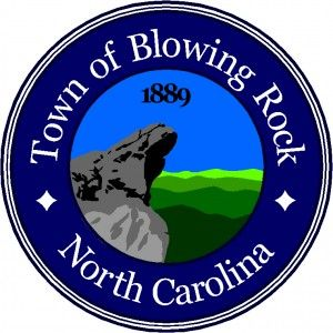 Public Notice from the Town of Blowing Rock