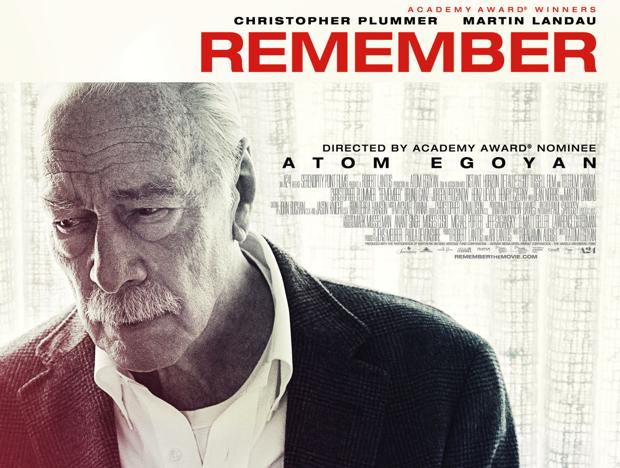 "ASU to screen the film ""Remember"" on Oct. 6"