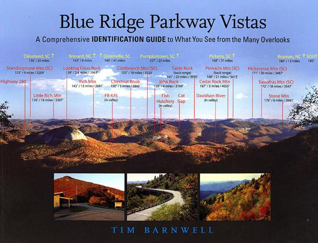 New book details Blue Ridge Parkway vistas