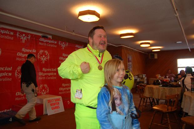 Special Olympics celebrates 40 years of Winter Games