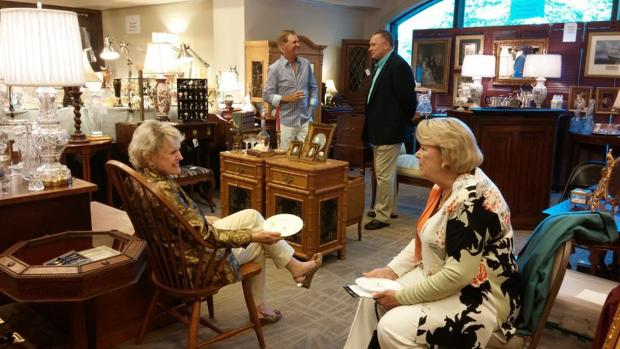 BRAHM's Art and Antiques Show runs July 29-31