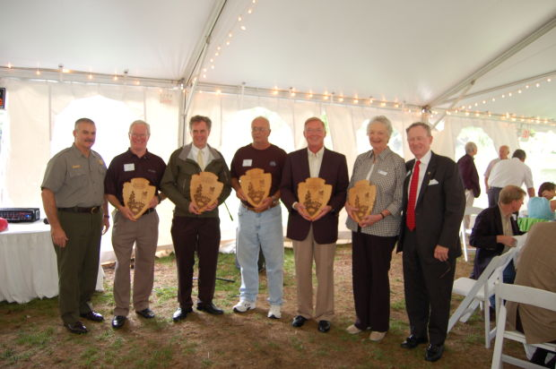 Blue Ridge Parkway Foundation honors local philanthropists