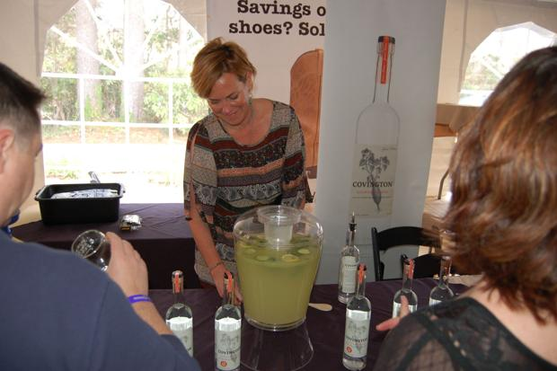 Scenes from the 2015 Blue Ridge Wine and Food Festival