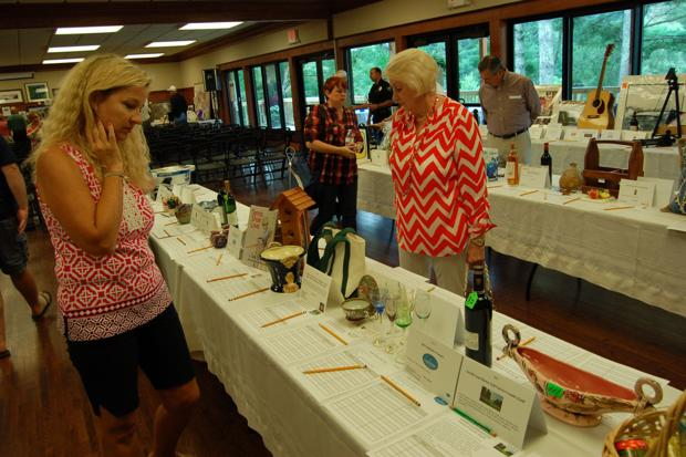Rotary auction raises $30,000