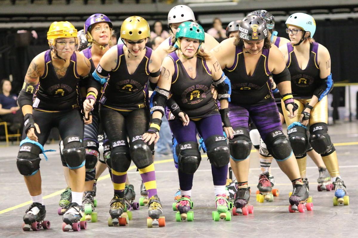 Roller skates jcpenney - Rollergirls Return Home Saturday