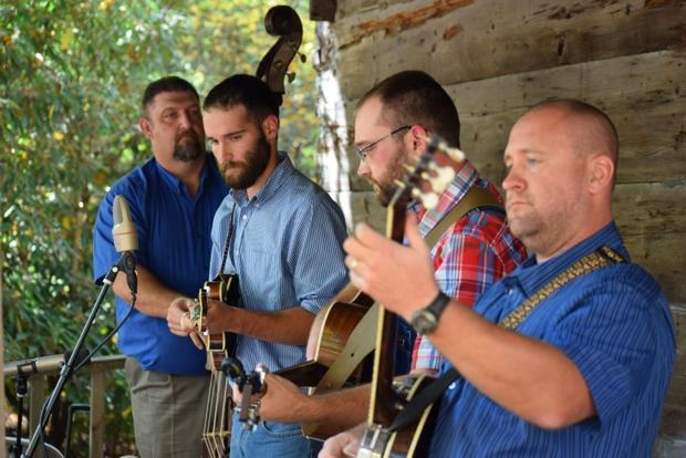 Surefire Bluegrass Band returns to the Jones House