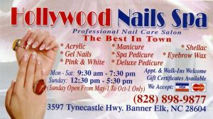 Hollywood Nails Spa