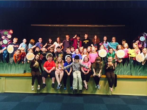 'Willy Wonka' sweetens up Green Valley