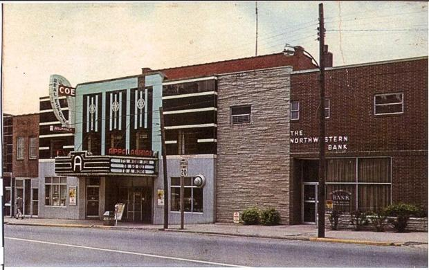Appalachian Theatre expects final architectural plans in Oct.
