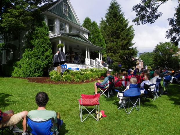 Jones House announces summer concert lineup
