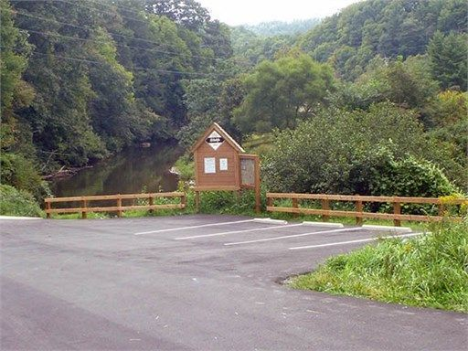 Wildlife Commission opens new public fishing area on New River