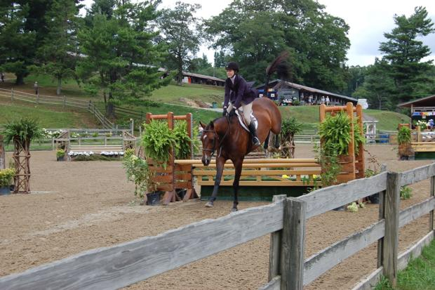 Scenes from the Blowing Rock Charity Horse Show