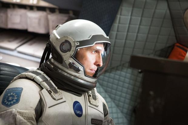 Nolan's 'Interstellar' stellar