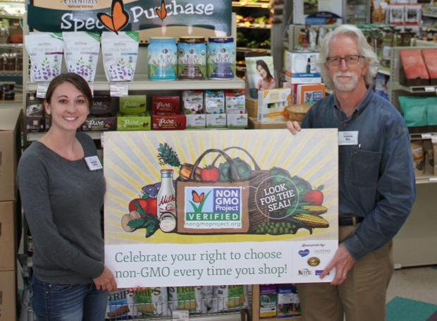 Bare Essentials promotes GMO awareness