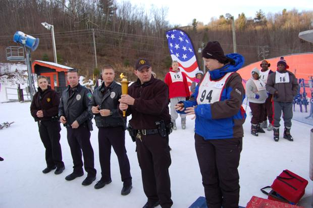 Special Olympians from five states compete at Appalachian Ski Mountain