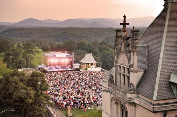 Daughtry to kick off summer concert series at Biltmore Estate