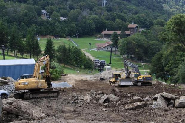 New terrain park, bike trail to expand Beech Mountain recreation